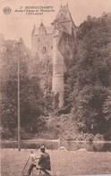 Remouchamps. Ancien Château De Monjardin (xve Siècle) Le Peintre Du Dimanche - Altri