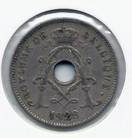 ALBERT I * 10 Cent 1928 Frans * Nr 5497 - 04. 10 Centimes