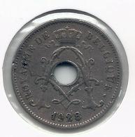 ALBERT I * 10 Cent 1928 Frans * Nr 5499 - 1909-1934: Albert I