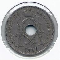 ALBERT I * 10 Cent 1929 Frans * Nr 5501 - 1909-1934: Albert I