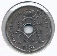ALBERT I * 10 Cent 1929 Frans * F D C * Nr 5503 - 1909-1934: Albert I