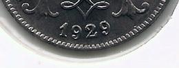 ALBERT I * 10 Cent 1929 Frans * DUBBELE 1929 * F D C * Nr 5504 - 1909-1934: Albert I