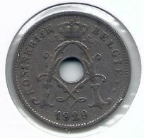 ALBERT I * 10 Cent 1929 Vlaams * Nr 5507 - 04. 10 Centimes