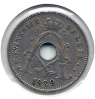 ALBERT I * 10 Cent 1929 Vlaams * Nr 5508 - 1909-1934: Albert I