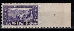 Andorre - YV 90 N** Cote 3,70 Euros - Neufs