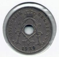ALBERT I * 10 Cent 1929 Vlaams * Nr 5509 - 1909-1934: Albert I