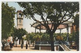 Algérie - Guelma -     La Place Saint-Augustin - Guelma