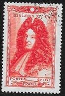 TIMBRE N° 617  -    LOUIS XIV    -   OBLITERE  -  1944 - Frankreich