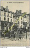 44. NANTES . La Fontaine De La Place Royale . - Nantes