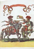 Extrait De La Revue M.F - Le Carrousel De Louis XIV -   (4473) - Histoire