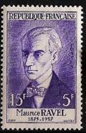 France 1956: YT N°1071 , Neuf **, Cote 10€ - France