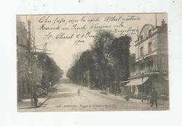SAINT CLOUD 308 AVENUE DU CHATEAU (PAVILLON DU CHATEAU) 1904 - Saint Cloud