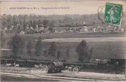 77 Saint Simeon  Vue Generale  De La Vacherie - France
