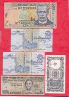 Pays Du Monde 20 Billets Dans L 'état Lot N °11 - Monnaies & Billets