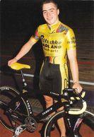 Cycliste: Andreas Thelen, Equipe De Cyclisme Professionnel: Team Pötschke Radland, Allemagne 1995 - Sports