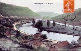 CPA De BESANCON - Edition Liard - Ile Malpas. Couleurs. Circulée En 1907. TB état. - Besancon