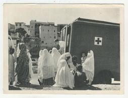 Algérie - Carte Baconnier       F.M. - Algérie