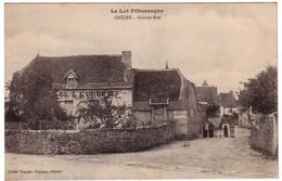 GREZES - Grande Rue - (Café De L'Europe) - Other Municipalities