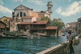 12287 -  VENEZIA-SQUERO DI S.TROVASO - FG - Venezia