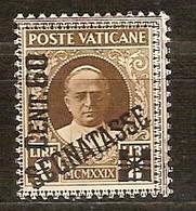 Vatican Vatikan 1931 Yvertn° Taxe 5 (*)  MLH Cote 60,00 Euro - Taxes