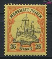Marshall-Inseln (Dt. Kol.) 17 Postfrisch 1901 Schiff Kaiseryacht Hohenzollern (9290661 - Kolonie: Marshall-Inseln