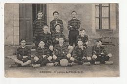 RENNES - FOOTBALL - 2ème EQUIPE DE L'U.S.S.V. - 35 - Rennes