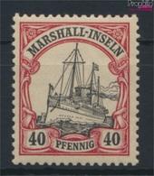 Marshall-Inseln (Dt. Kol.) 19 Postfrisch 1901 Schiff Kaiseryacht Hohenzollern (9290660 - Kolonie: Marshall-Inseln