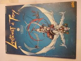 BD  - LAN FEUST DE TROY Tome 5 LE FRISSON DE L' HARUSPICE - édition Originale - Lanfeust De Troy