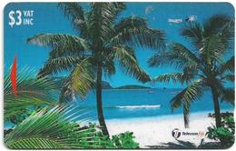 Fiji - Wayalailai Yasawa Islands - 26FIB - 1998, 50.000ex, Used - Fiji