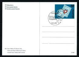 Suiza - Entero-postal (matasellado) - Enteros Postales