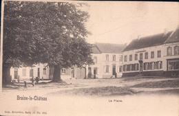 Braine-le-Château La Place ( Serie Nels ) - Kasteelbrakel