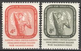 UNO New York 80/81 ** Postfrisch - New York -  VN Hauptquartier