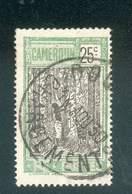 CAMEROUN KAMERUN N°114  OB DOUALA CHARGEMENT 14 AOUT 1930 TB - Cameroun (1915-1959)
