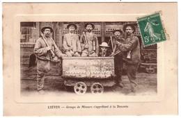 LIEVIN - Groupe De Mineurs - Lievin