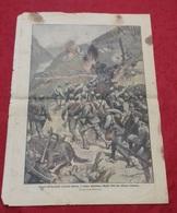 Austriaci In Rotta Dai Luoghi Conquistati Copertina Beltrame Domenica Del Corriere Luglio 1916 - Libri, Riviste, Fumetti