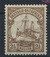 Deutsch-Ostafrika 30I Friedensdruck Postfrisch 1906 Schiff Kaiseryacht Hohenzollern (9290735 - Kolonie: Deutsch-Ostafrika