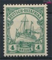 Deutsch-Ostafrika 31 Postfrisch 1906 Schiff Kaiseryacht Hohenzollern (9290734 - Kolonie: Deutsch-Ostafrika