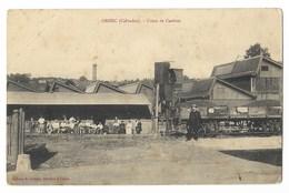 CPA 14 ORBEC Usine De Caséine - Orbec