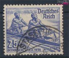 Allemand Empire 615 Oblitéré 1936 Jeux Olympiques Été (9289637 (9289637 - Germany