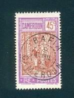 CAMEROUN KAMERUN N°138  OB BAFIA RARE 9 AVRIL 1932 TB - Cameroun (1915-1959)
