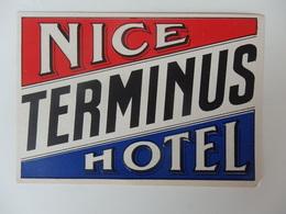 Hôtel Terminus à Nice (06). - Hotel Labels