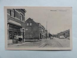 Genk / Waterschei, Staelenstraat - Genk