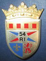 54° Régiment D'Infanterie, Fraisse Paris, 2 Pontets - Armée De Terre