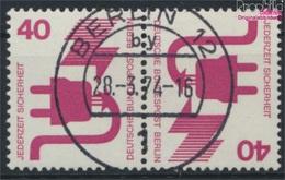 Berlin (West) K7 Oblitéré 1972 Prévention Des Accidents (9287660 (9287660 - [5] Berlino