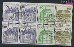 Berlin (West) Hbl21 Gestempelt 1982 Burgen Und Schlösser (9287684 - Berlin (West)