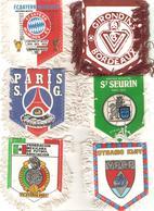 FANIONS  FOOTBALL LOT DE 6 DIFFERENTS - Habillement, Souvenirs & Autres