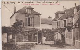 78  Garnes Cafe -tabac Vallee De Chevreuse - Frankreich