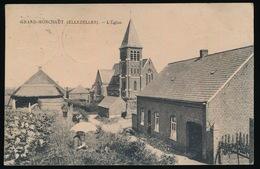 ELLEZELLES :: GRAND MONCHAUT - L'EGLISE - Ellezelles