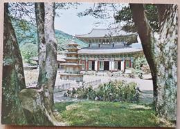 Korea Geurag Jeon Hall - Corée Du Sud