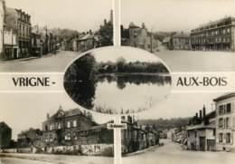 VRIGNE-AUX-BOIS -Carte Multivues - Andere Gemeenten